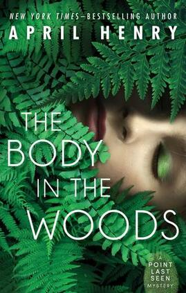 The Body in the Woods book cover